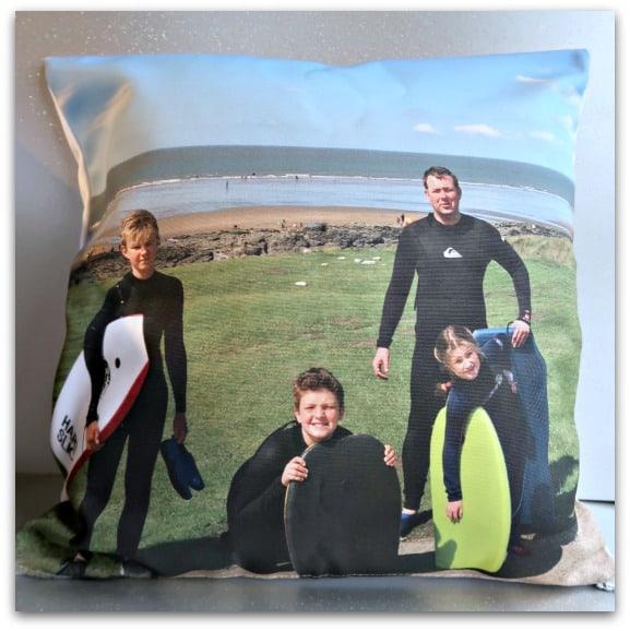 my-picture.co.uk premium cushion