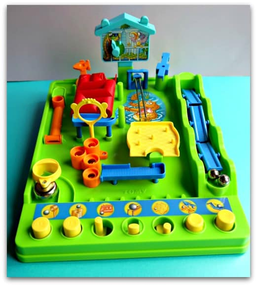 Screwball Scramble Unboxed and Ready to Play