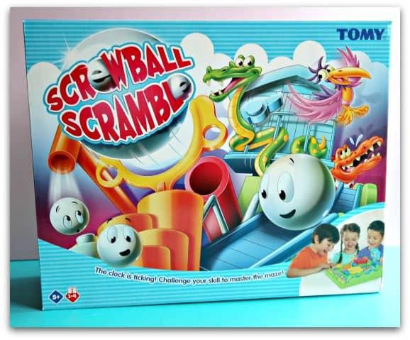 TOMY Screwball Scramble Boxed