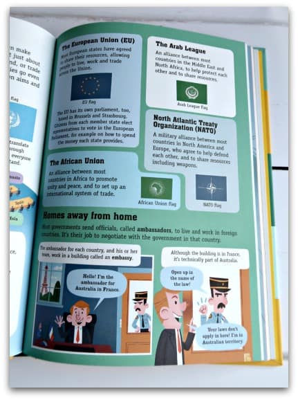 Usborne Politics for Beginners -2