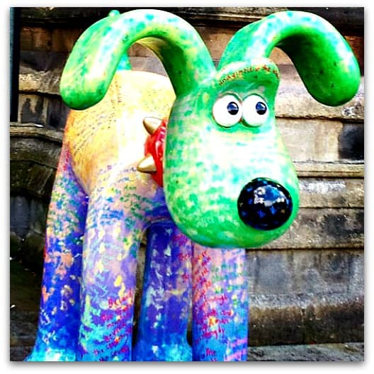 We started our obsession with sculpture trails back in 2013 with the Bristol based Gromit Unleashed trail