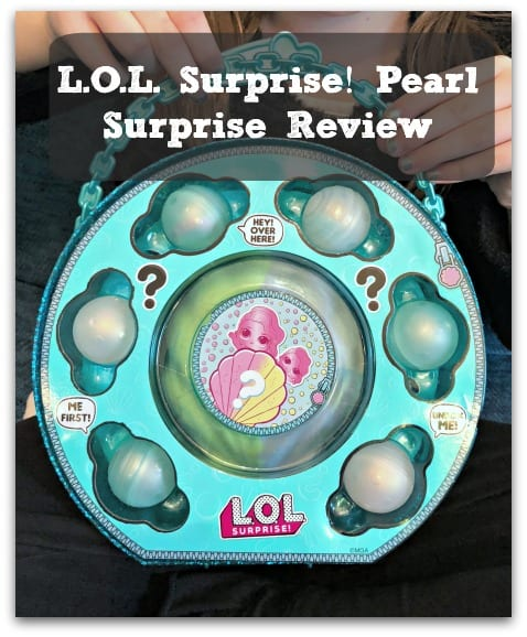 L.O.L. Surprise! Pearl Surprise Review