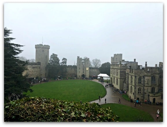 Views of Warwick Castle