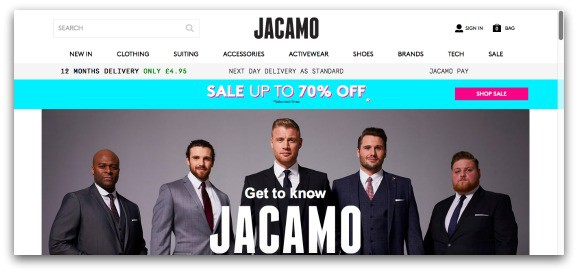 Getting the boys summer ready with Jacamo