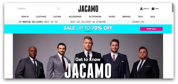 Jacamo website