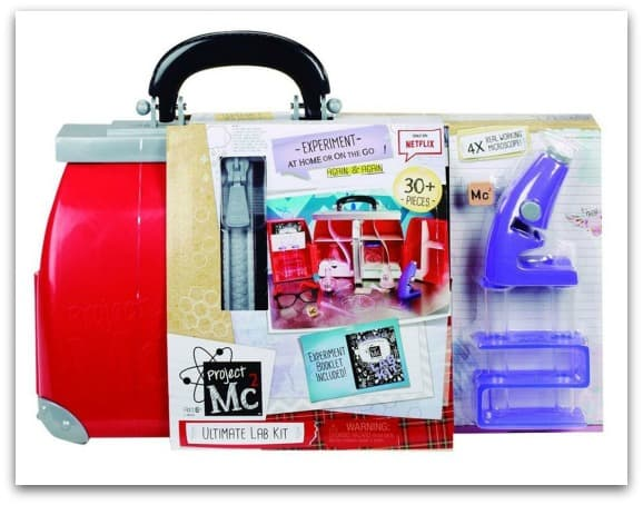 Project Mc2 Ultimate Lab Kit Boxed