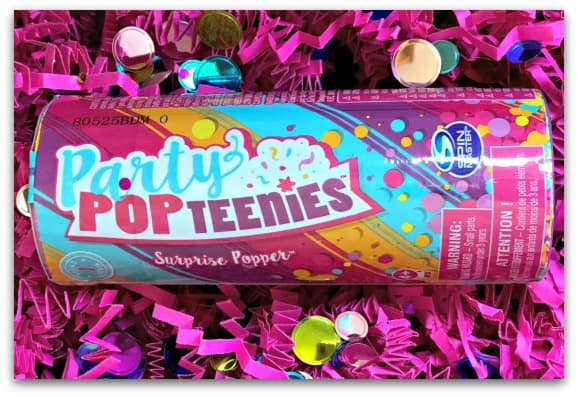 It's Party Time with Party Popteenies