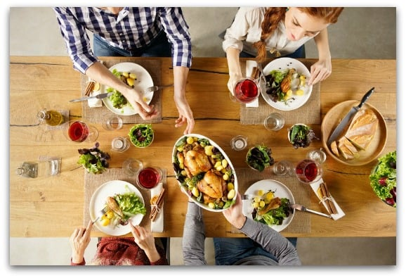 How do you encourage your kids to eat a healthy diet?