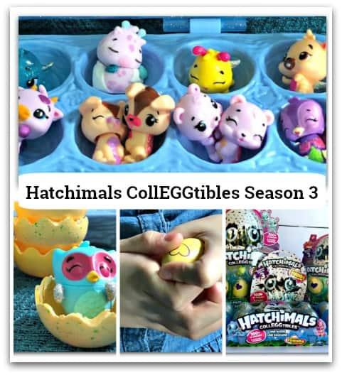 Hatchimals CollEGGtibles Season 3-2