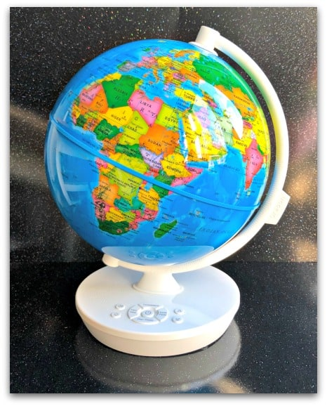 Smart Globe Myth from Oregon Scientific Day View
