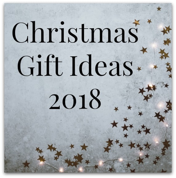 Christmas Gift Ideas 2018