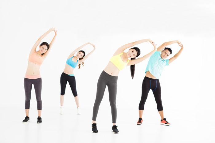 full body stretch Stretch Station