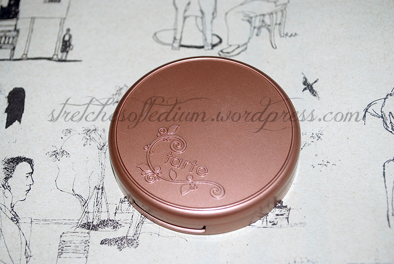 Tarte Amazonian Clay 12-Hour Blush in Exposed (1/3)