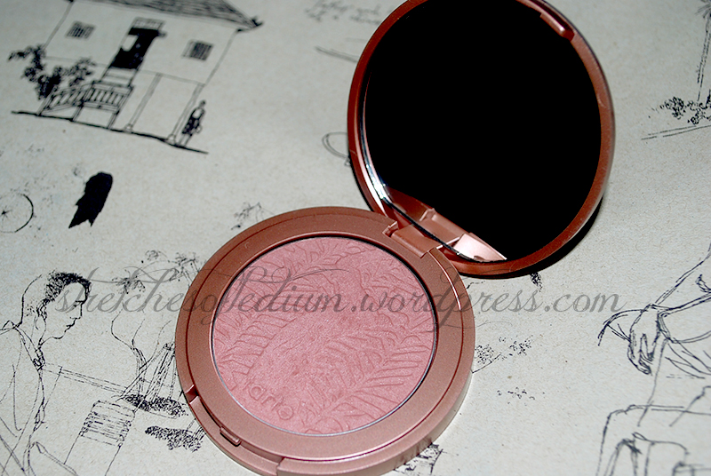 Tarte Amazonian Clay 12-Hour Blush in Exposed (2/3)