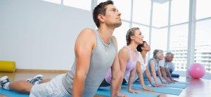 Pilates Class Group