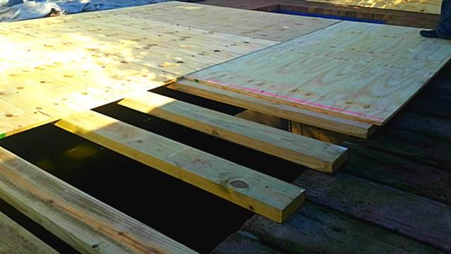 Pool Cover Decks