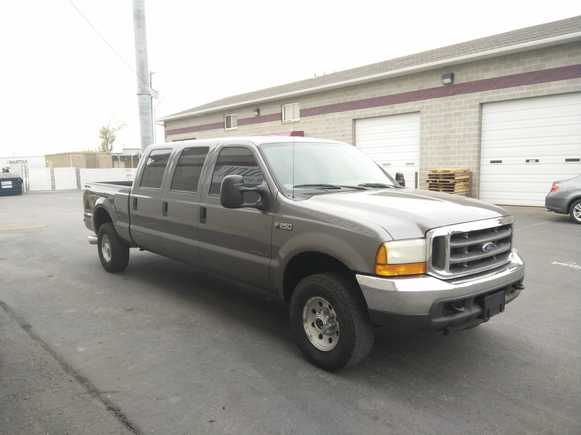 hight resolution of 2000 ford f250 six door