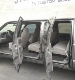 2000 ford f250 6 door [ 4160 x 3120 Pixel ]