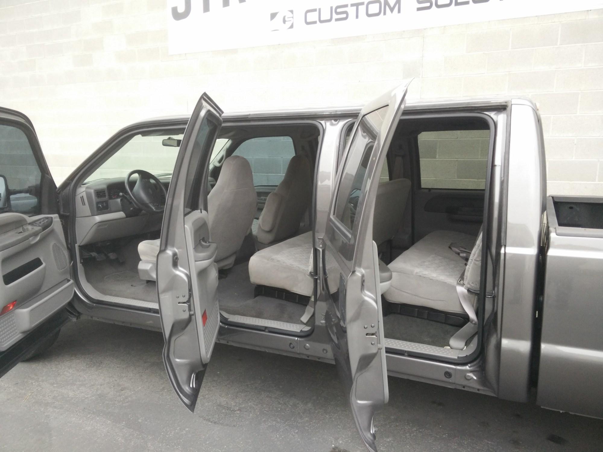 hight resolution of 2000 ford f250 6 door