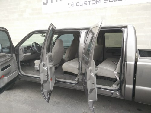 small resolution of 2000 ford f250 6 door