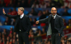 moyes guardiola