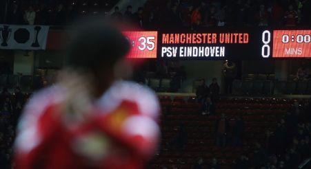 Manchester-United-FC-v-PSV-Eindhoven-UEFA-Champions-League