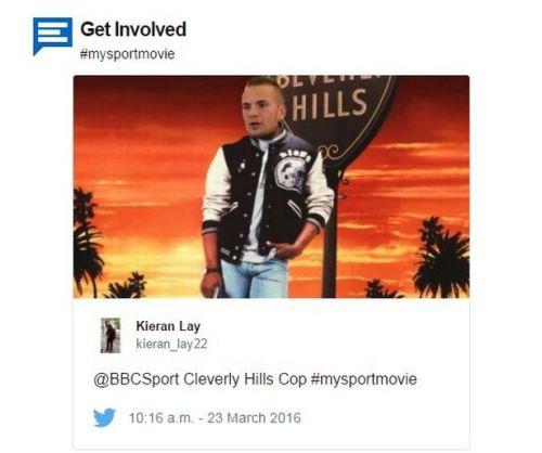 cleverley hills cop