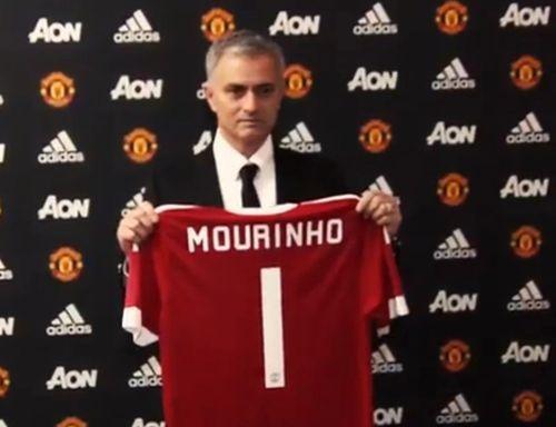 mourinho egyes mez