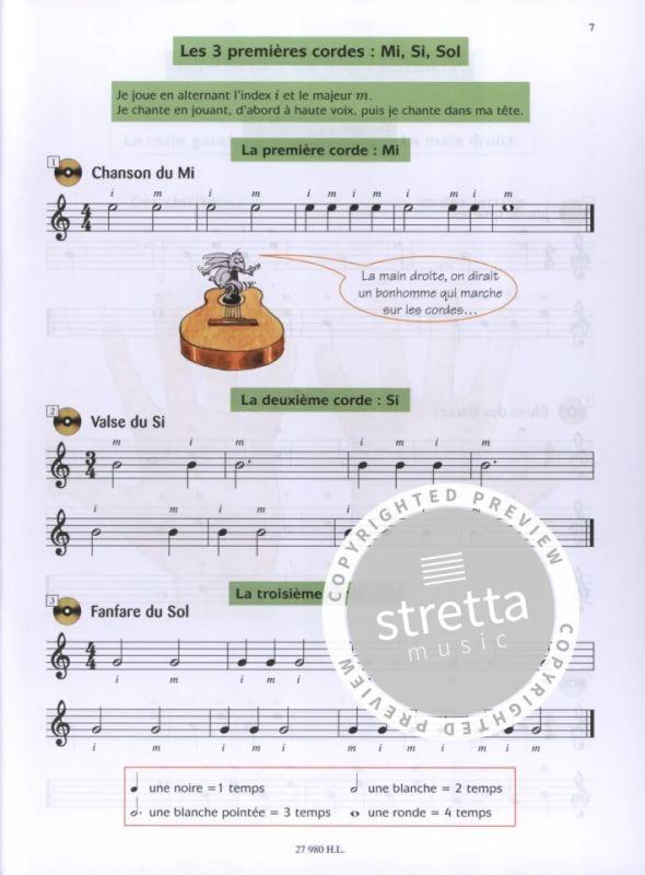 Je Deviens Guitariste Volume 1 : deviens, guitariste, volume, Deviens, Guitariste, Thierry, Tisserand, Stretta, Sheet, Music