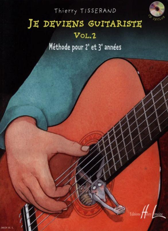 Je Deviens Guitariste Volume 2 : deviens, guitariste, volume, Deviens, Guitariste, Thierry, Tisserand, Stretta, Sheet, Music