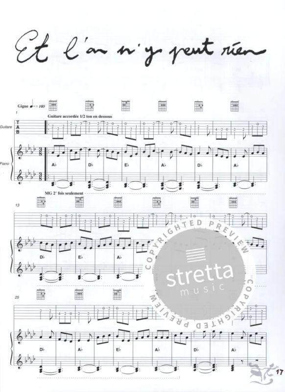 Chansons pour les pieds - Autrepart - Jean Jacques Goldman