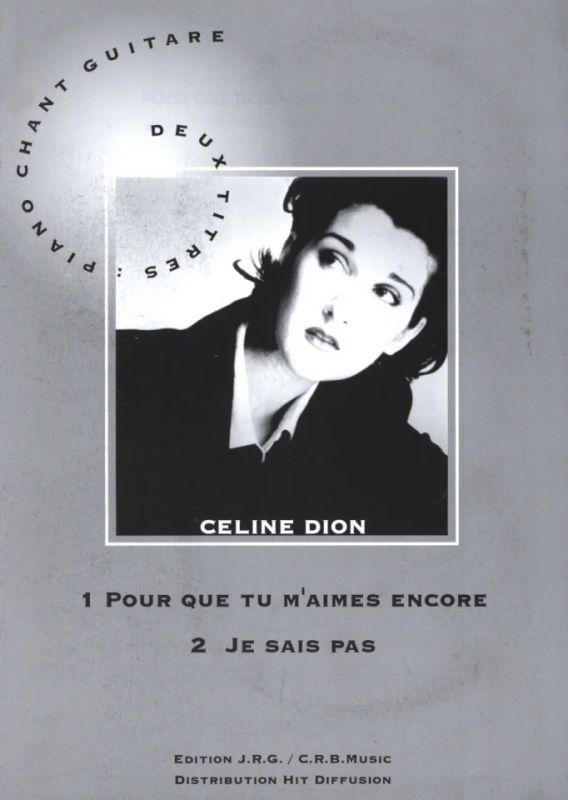 Parole Celine Dion Pour Que Tu M Aime Encore : parole, celine, encore, Celine, Maimes, Encore, Lyrics, English, Songs