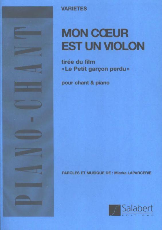 Mon Coeur Est Un Violon : coeur, violon, Coeur, Violon,, Tiree, Petit...