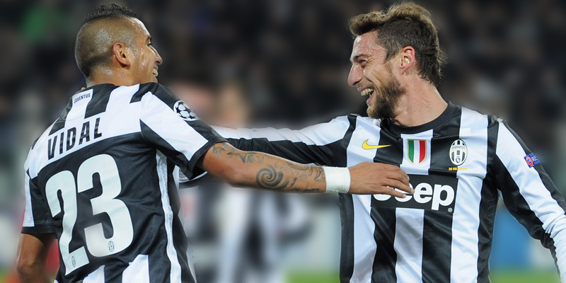 Vidal: I will definitely stay in Turin