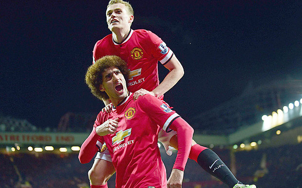 Report: Not perfect, but good enough from United