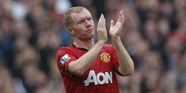 Exclusive: Paul Scholes mini documentary & signed shirt