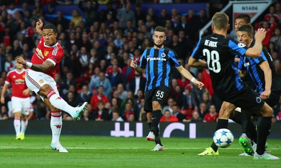 Team News Reaction: Club Brugge vs Manchester United – Ander Herrera starts