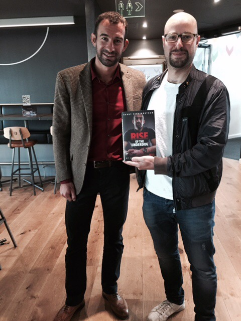 Exclusive: Win a signed Danny Higginbotham autobiography