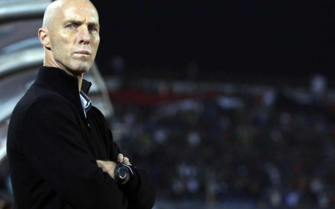 Don't expect Bob Bradley's Swans to put their necks on the chopping block for Man United