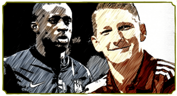 Schweini & Yaya: Maybe no country, but for now, a city for old men