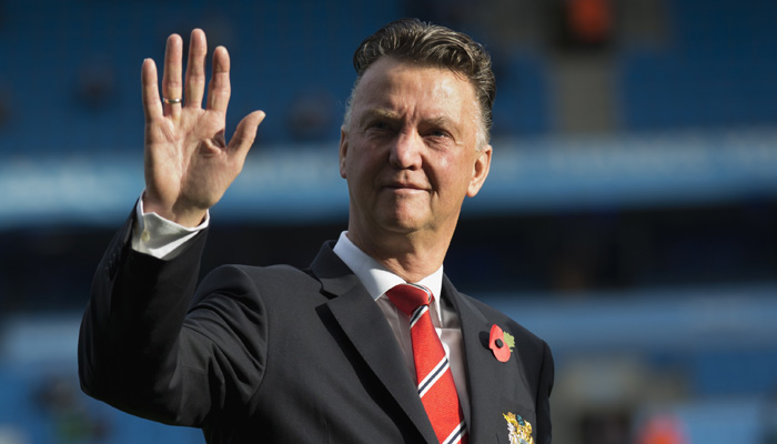 If Schweini can come back, Van Gaal wonders why not him?