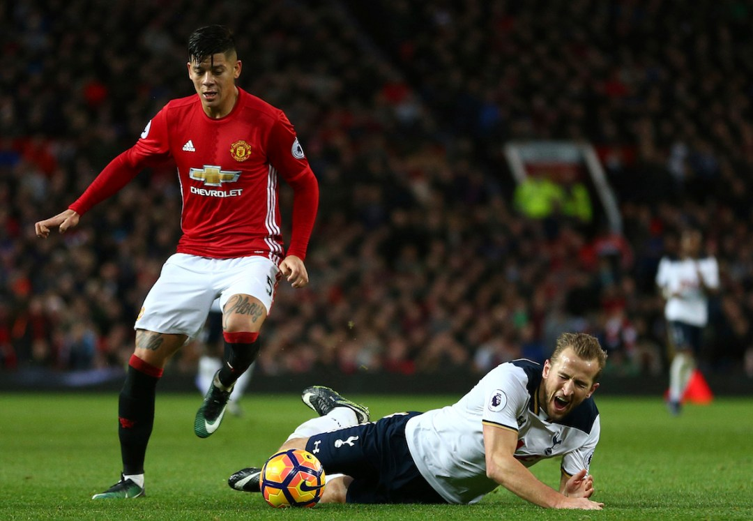 Good defending is a fine art. Great defending is a dark art. Marcos Rojo looks increasingly like someone who can become a great defender at United.