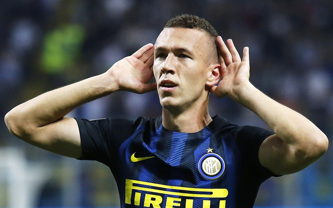 Report: United in talks to sign Inter Milan winger Ivan Perišić