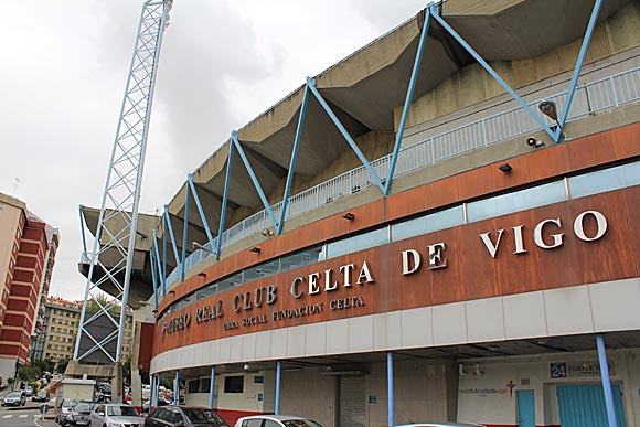 A view from the opposition: Celta Vigo