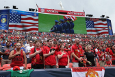 Looking back on Man United's eight decades of American history and players ahead of its upcoming five match tour in the United States.