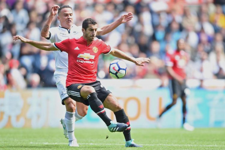 Henrikh Mkhitaryan: A Little Help, Please