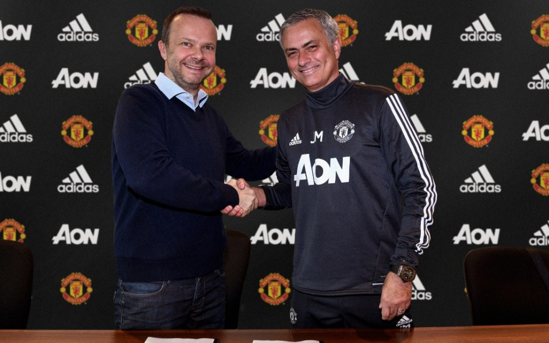 Mourinho is getting it right and fully deserves his new deal