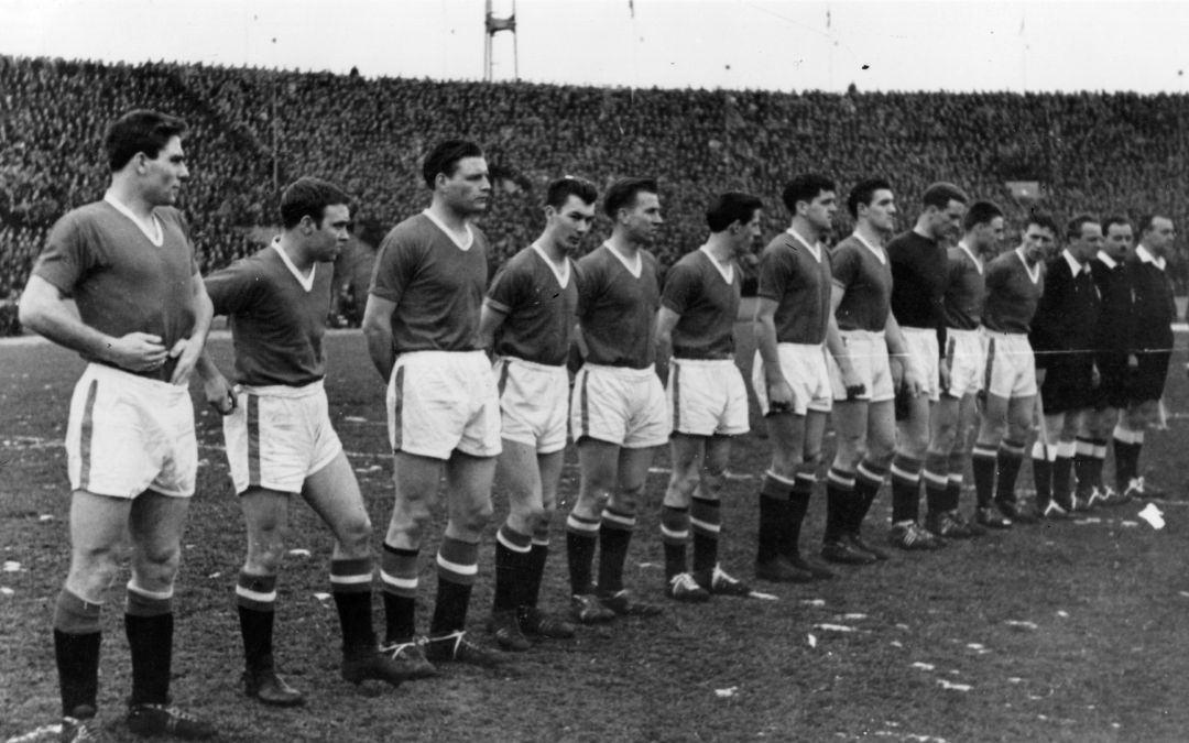 Remembering the lost United players from Munich, 60 years on