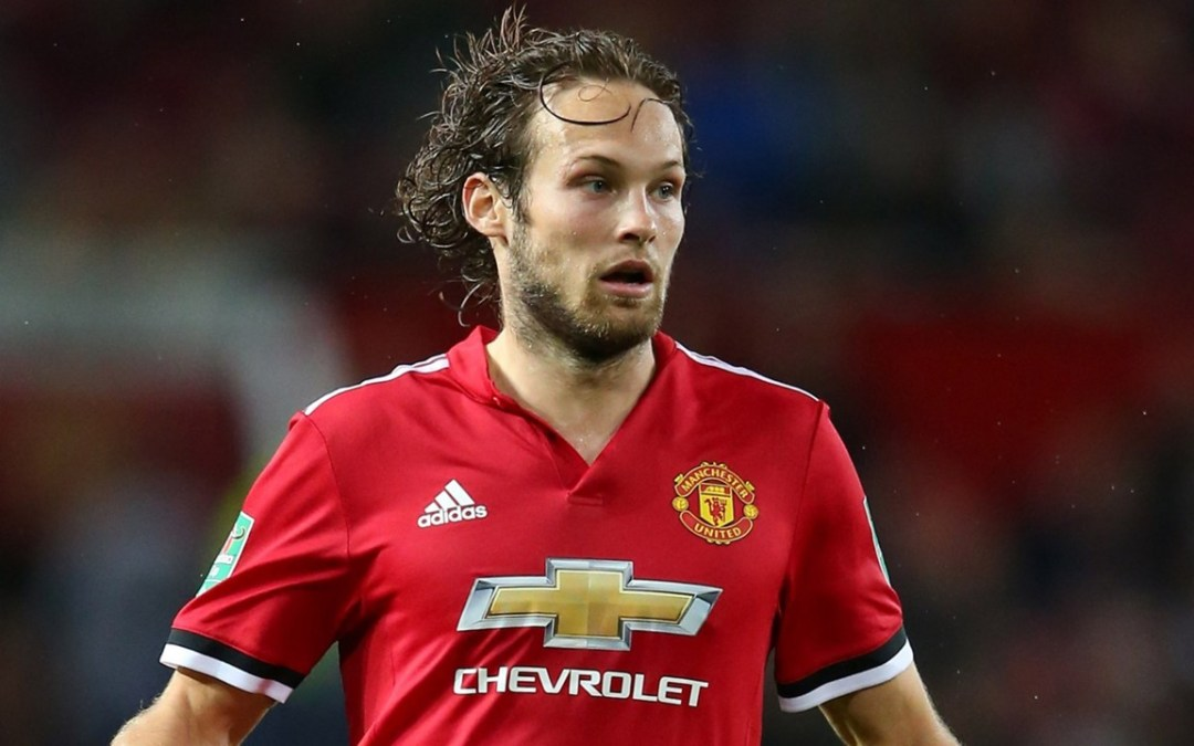 Daley Blind not worried about being axed by Manchester United