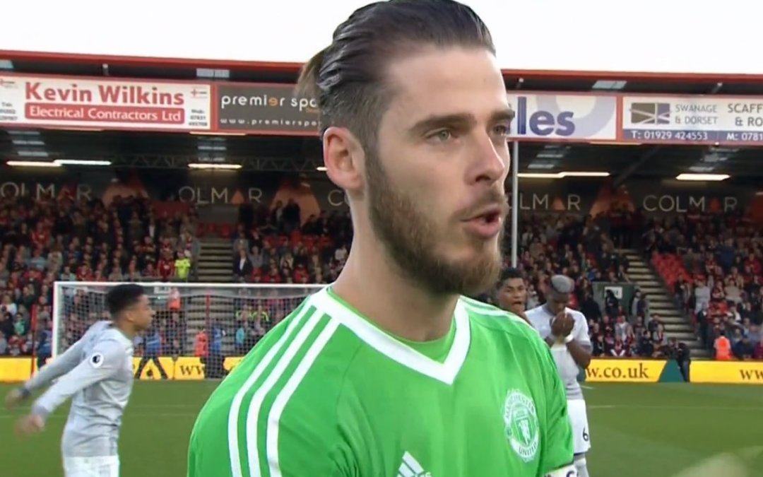 Deal on the table? United MUST get David de Gea contract sealed
